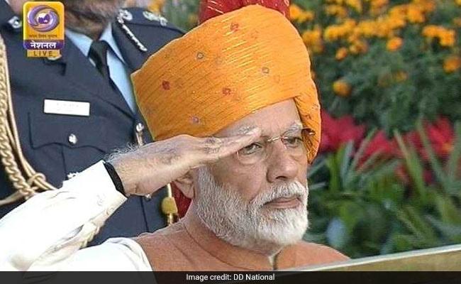 PM Narendra Modi Greets Fellow Indians On 70th Republic Day