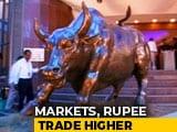 Video : Sensex Gains Over 100 Points, Nifty Above 10,900