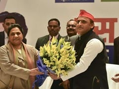 Mayawati, Akhilesh Yadav Announce UP Seat Details, Door Shut On Congress