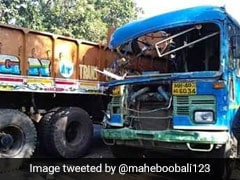 Four Killed In Maharashtra Accident, Locals Set Trucks On Fire In Protest