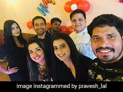 आम्रपाली दुबे के बर्थडे पर भोजपुरी स्टार्स ने यूं मचाया तहलका, जश्न की तस्वीरें इंटरनेट पर वायरल
