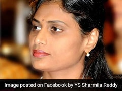 Two Arrested For Posts Linking Jagan Reddy's Sister To Actor Prabhas