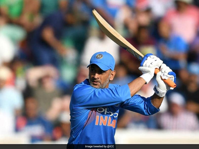 MS Dhonis Dubious Dismissal During First ODI Upsets Fans