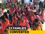 Video : 96 Tripura Christians Converted. Not Against Their Wish, Claims VHP