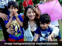 On Makar Sankranti, Madhuri Dixit Wishes Fans With A Million Dollar Throwback Pic