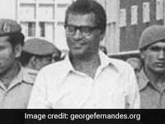 George Fernandes, Former Defence Minister, Dies At 88: Updates