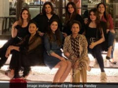 Gauri Khan's Dinner Date With Sussanne Khan, Neelam Kothari, Bhavana Panday