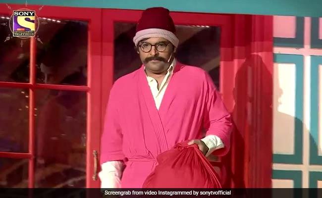 कपिल शर्मा के शो पर 'Rajesh Arora' की धमाकेदार वापसी,  दर्शक हो गए लोट-पोट, देखें Video