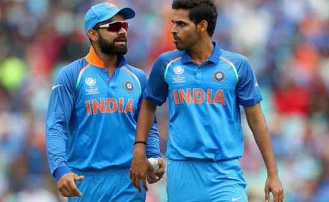 IND vs NZ 4th ODI: हार के बाद भुवनेश्वर कुमार का साथियों को 'साफ संदेश'
