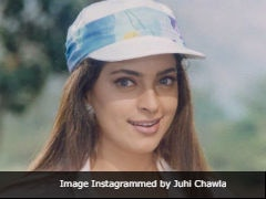 Juhi Chawla's Throwback Pic Is A Perfect 'Flashback Friday' Treat To Fans
