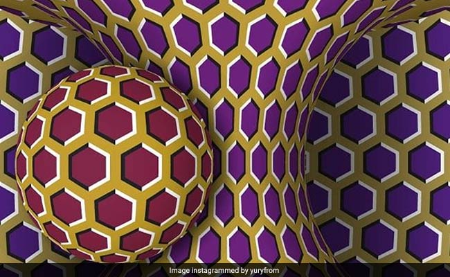 Truth Behind Optical Illusion That Claims To Reveal How Stressed You Are