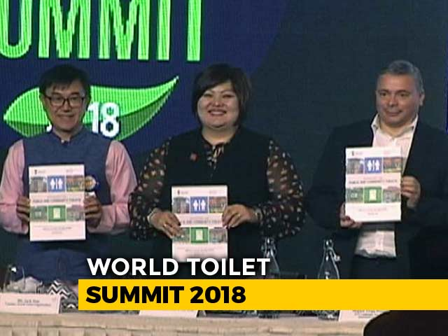 Video : World Toilet Summit 2018
