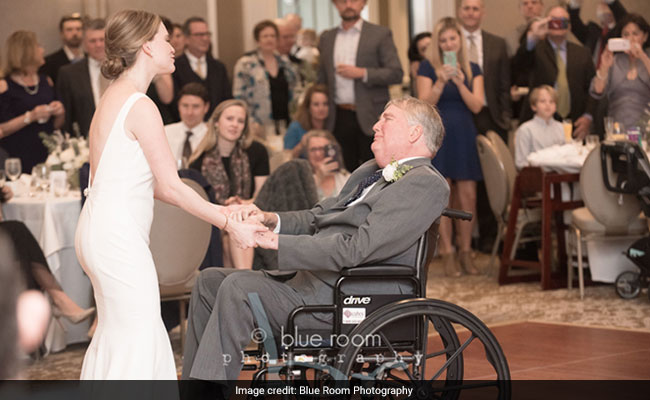 Bride Dances With Terminally Ill Father In Touching Viral Video