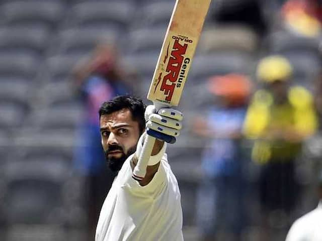 Virat Kohli Named Captain Of ICCs Test, ODI Teams Of The Year