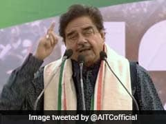 """Will Leave At Once If..."": Shatrughan Sinha On Quitting BJP"