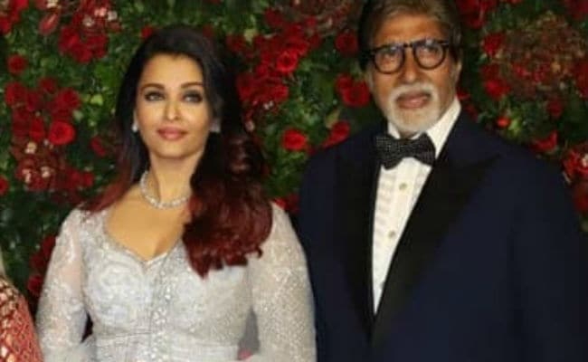 Amitabh Bachchan And Aishwarya Rai Bachchan Likely To Share Screen Space In Mani Ratnam's Next: Reports