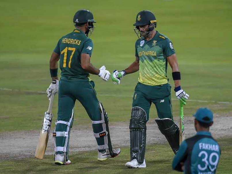Imam-ul-Haq Century In Vain As South Africa Beat Pakistan In Rain-Hit 3rd ODI