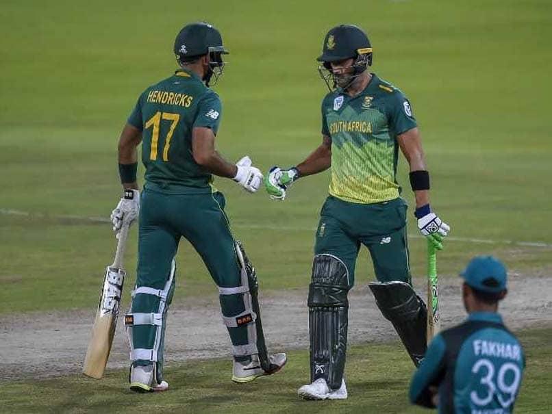 South Africa Vs Pakistan 3rd ODI Imam Ul Haq Century In