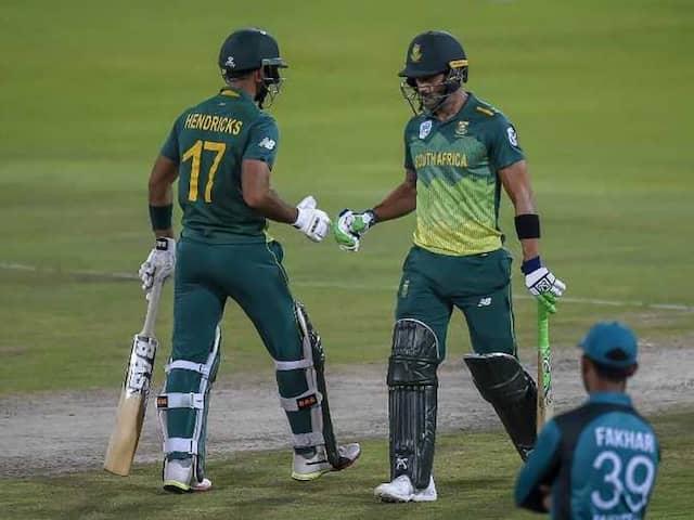 Imam-ul-Haq Century In Vain As South Africa Beat Pakistan In Rain-Hit 3rd ODI