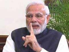 PM Modi Tackles Ayodhya, <i>Gathbandhan</i>, Gandhis In New Year Interview