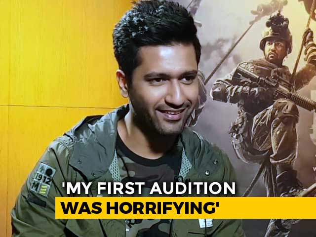 Video : Spotlight: Vicky Kaushal On <i>Uri</i>, His First Ever Audition, & More
