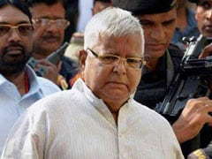 Lalu Prasad Yadav's Prison Ward Inspected Over Reports Of Him Using Phone