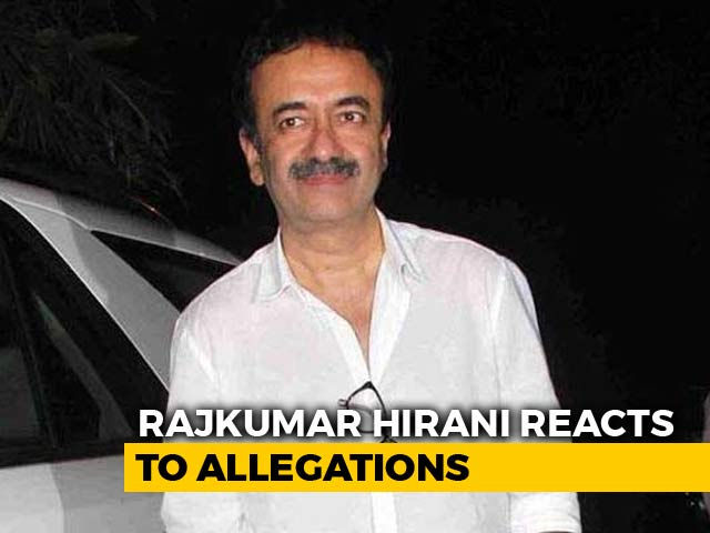 Video : Rajkumar Hirani Accused Of Sexual Assault, Denies Allegation