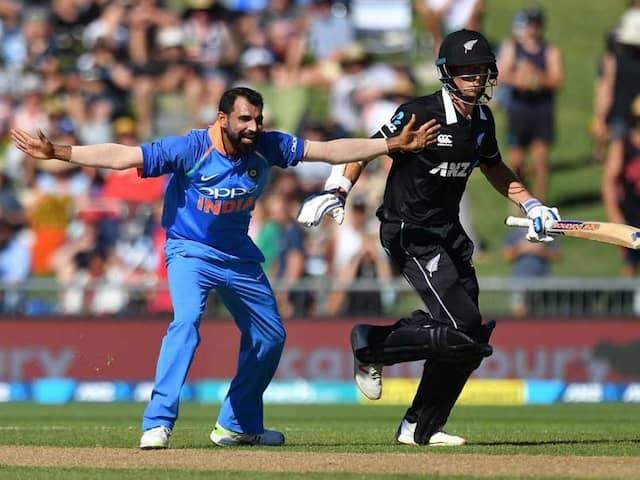 "Virat Kohli Heaps Praise On Mohammed Shami, Says ""His Test Form Has Translated Into ODI Cricket"""