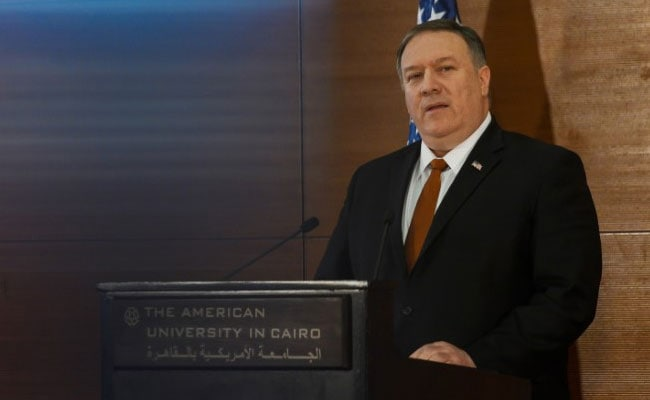 US Will Host Iran-Focused World Summit Next Month: Mike Pompeo