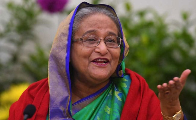 Respect Her Sentiment: India On Sheikh Hasina's Comments On Pakistan