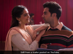 <I>Ek Ladki Ko Dekha Toh Aisa Laga</I> Title Track Is About Rajkummar Rao 's One-Sided Love For Sonam Kapoor