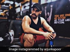 Arjun Kapoor's Latest Workout Pic Is The Fitness Inspo You Need Right Now