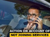 Video : Ex-CBI Chief Alok Verma's Retirement Benefits To Be Put On Hold By Centre