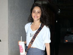 Get The Look: Nushrat Bharucha's Cool Athleisure Outfit