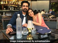TV Actor Avinash Sachdev Is Reportedly Dating Palak Purswani