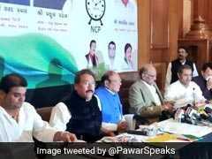"""Shankarsinh Vaghela Joins Sharad Pawar's NCP, Says Can See """"UPA-3"""""""