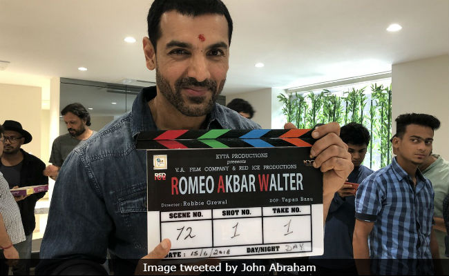 John Abraham And Mouni Roy's Romeo Akbar Walter Gets A Release Date. Details Here
