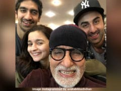 <i>Brahmastra</i>: Amitabh Bachchan Reveals What He Discussed With Ranbir Kapoor And Ayan Mukerji