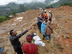Indonesia Landslides Kill At Least Two, Leave Dozens Missing