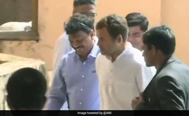'Rahul Gandhi Tweeted On Rafale Audio Tapes As He Was In Goa': Minister