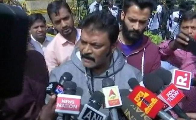 Karnataka BJP Lawmakers Still At Resort, 'Missing' Congress MLA Surfaces