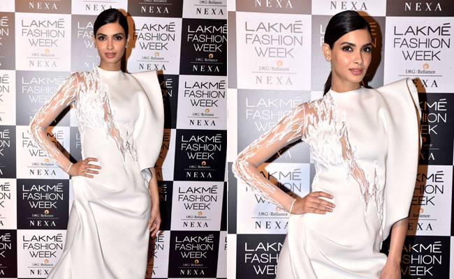 Lakme Fashion Week Summer Resort 2019: Decoding Diana Penty's Defined And Dewy Makeup Look