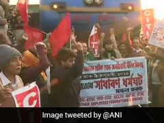<i>Bharat Bandh</i> Highlights: Trade Unions Go On 2-Day Strike