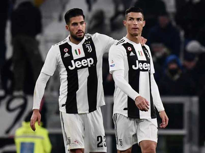 Cristiano Ronaldo Misses Penalty But Juventus Ease Past Chievo