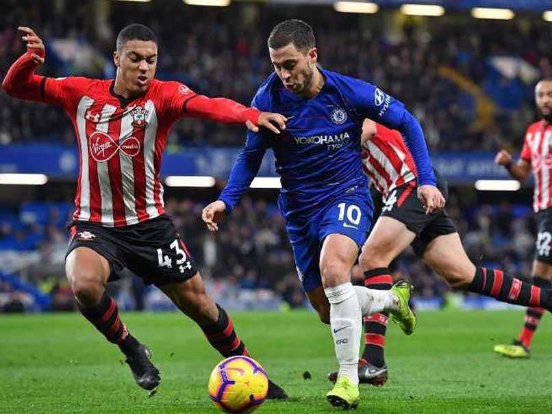 Premier League: Maurizio Sarri Admits New Striker Needed As Chelsea Frustrated By Southampton