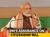 "Video : ""No Indian Will Be Left Out Of Citizens' Register,"" PM Modi Assures Assam"