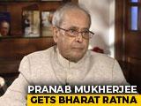 Video : Pranab Mukherjee, Nanaji Deshmukh, Bhupen Hazarika Awarded Bharat Ratna