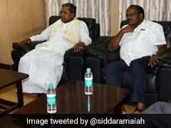 Sedition Case Filed Against Siddaramaiah, HD Kumaraswamy: Bengaluru Police