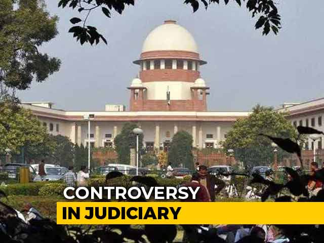 Video : Two Judges Elevated To Supreme Court Amid Controversy