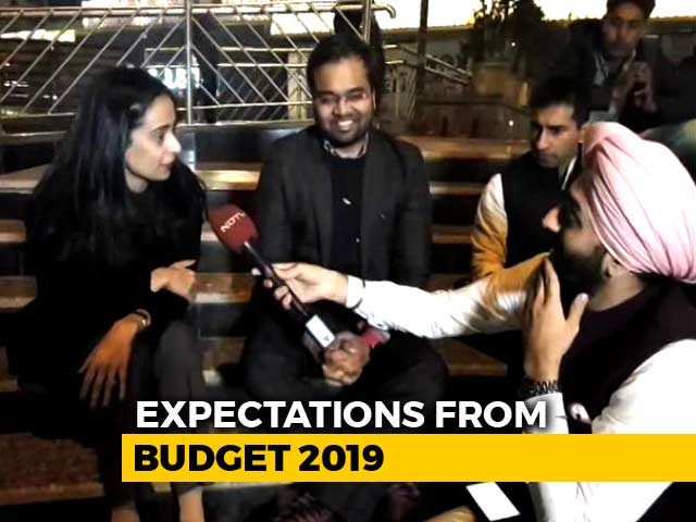 Video : What India Wants From The Budget